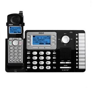 RCA 2-Line DECT 6.0 Cordless Phone