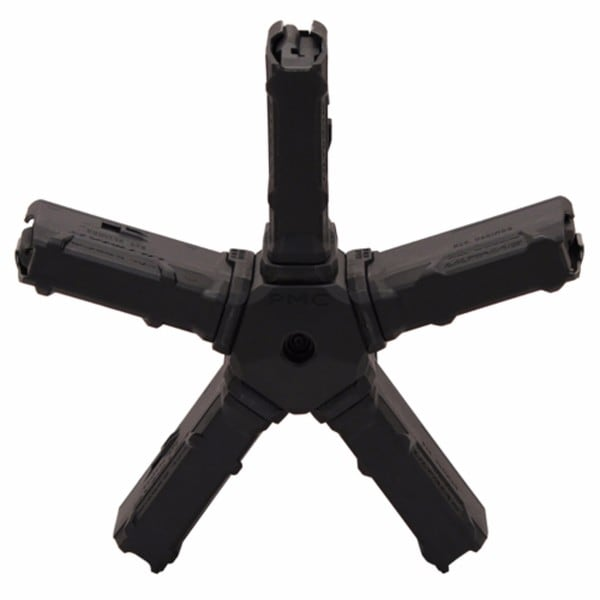 Pentagon Magazine Coupler for Five (5) 10rd Ultimag magazines with Five (5) Ultimags