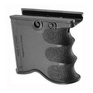 Quick release front grip with magazine holder for M16/AR15 style magazines