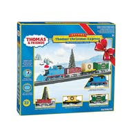 Bachmann Trains Thomas' Christmas Express HO Scale Ready To Run Electric Train Set