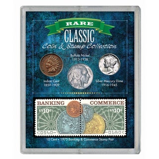 American Coin Treasures Classic Coin and Stamp Collection
