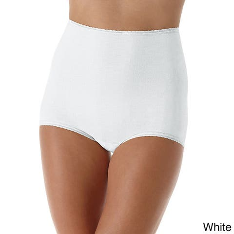 Bali Women's Cool Cotton Skimp Skamp Brief