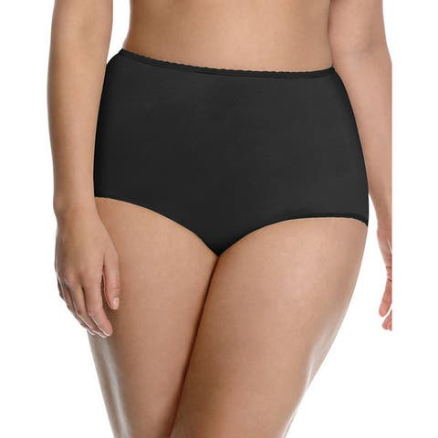 Bali Women's 'Skimp Skamp' High-waist Brief Panties