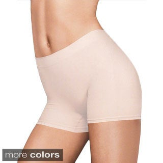 Maidenform Women's 'Pure Genius' High-waist Seamless Boyshort