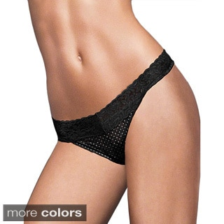 Maidenform Women's All Lace Thong