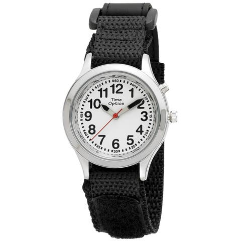 Youth/ Adult Talking Watch that Speaks Time, Day, Date, Year and Hourly Alarm