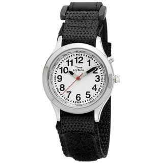 Youth/ Adult Talking Watch that Speaks Time, Day, Date, Year and Hourly Alarm|https://ak1.ostkcdn.com/images/products/9481557/P16663182.jpg?impolicy=medium