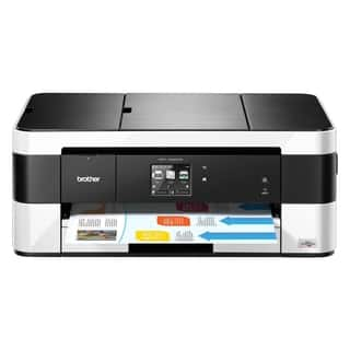 Brother Business Smart MFC-J4420DW Inkjet Multifunction Printer - Col|https://ak1.ostkcdn.com/images/products/9481615/P16663275.jpg?impolicy=medium