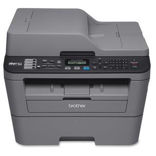 Brother MFC-L2700DW Laser Multifunction Printer - Monochrome - Plain