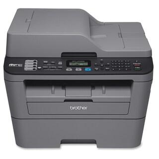 Brother MFC-L2700DW Laser Multifunction Printer - Monochrome - Duplex