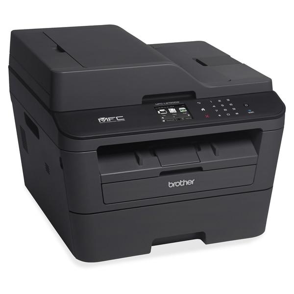 Brother MFC-L2720DW Laser Multifunction Printer - Monochrome - Duplex