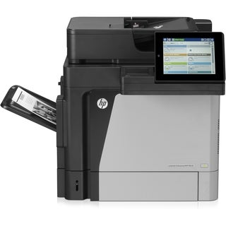 HP LaserJet M630h Laser Multifunction Printer - Monochrome - Photo Pr