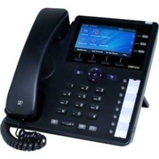 Obihai IP Phone with Power Supply - Up to 12 Lines - Support for Goog