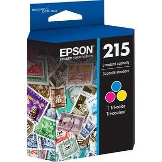 Epson DURABrite Ultra T215 Ink Cartridge - Cyan, Magenta, Yellow