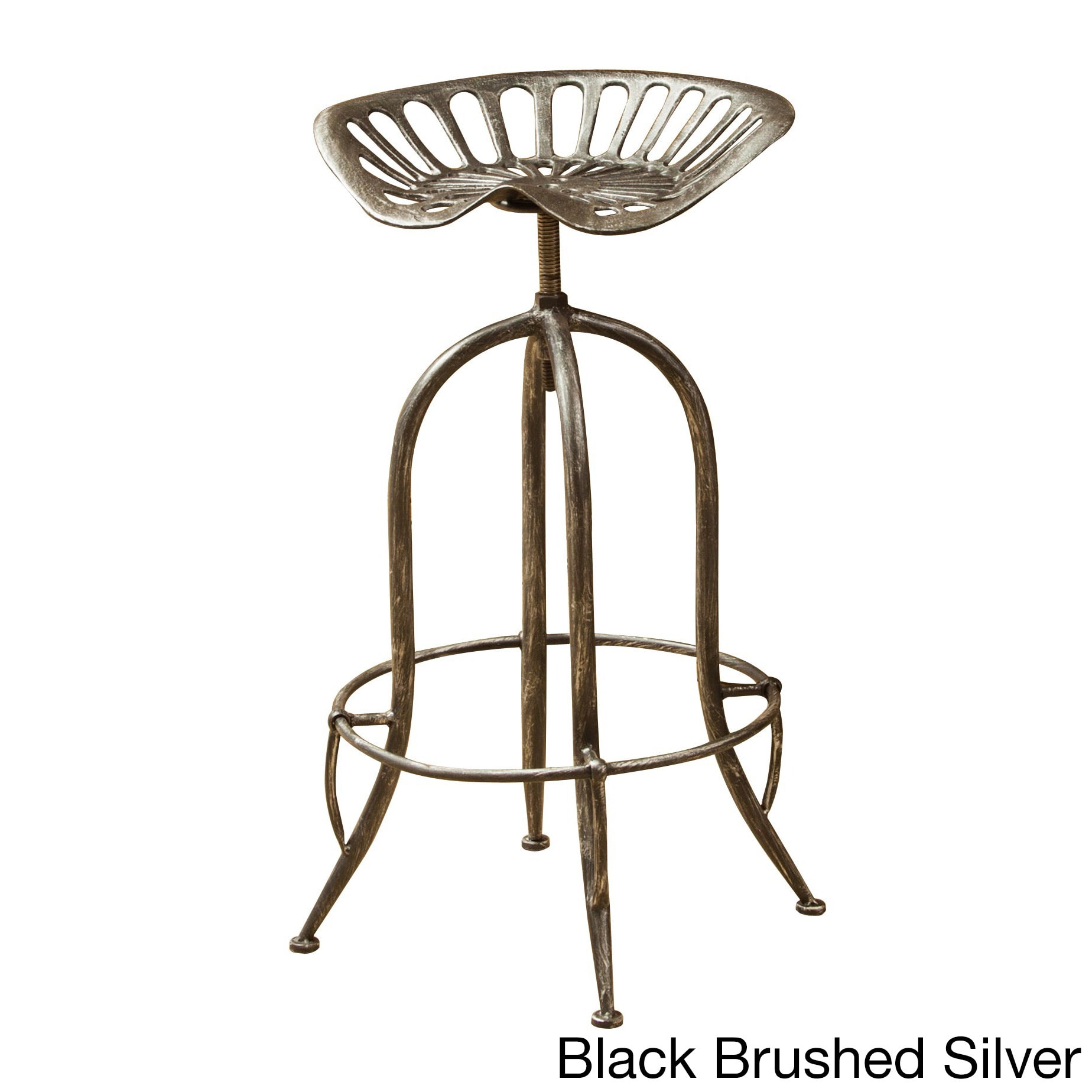 Rancher 28 Inch Adjule Bar Stool By Christopher Knight Home