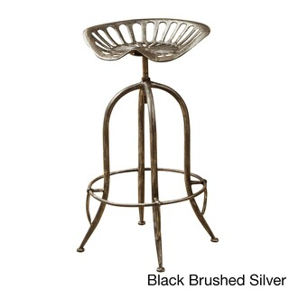 Rancher 28-inch Adjustable Bar Stool by Christopher Knight Home (2 options available)
