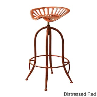 Rancher 28 Inch Adjustable Bar Stool By Christopher Knight Home