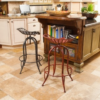 Rancher 28-inch Adjustable Bar Stool by Christopher Knight Home