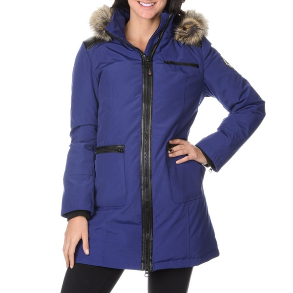 Shop Women S Down Jacket Free Shipping Today Overstock