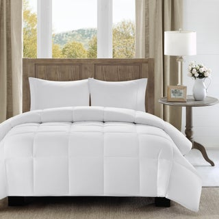 Madison Park Westport Luxury Cotton Overfilled Down Alternative Comforter (3 options available)