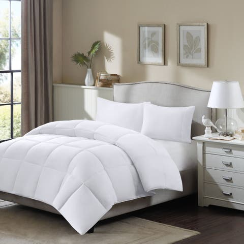 True North by Sleep Philosophy 3M Scotchgard Supreme Down Blend Comforter