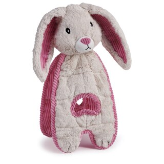 Charming Pet Products Cuddle Tugs Bunny Dog Toy