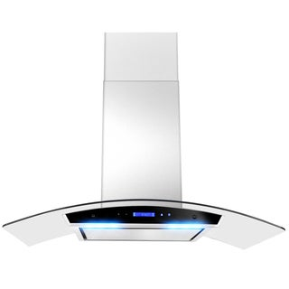 Golden Vantage RH0099 36-inch Stainless Steel Wall Mount Range Hood