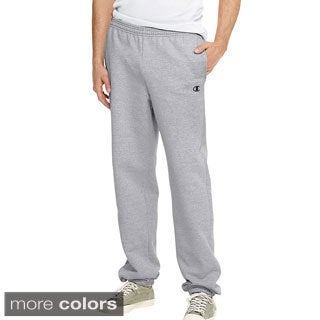 Champion Men's Eco Fleece Elastic Hem Sweatpants