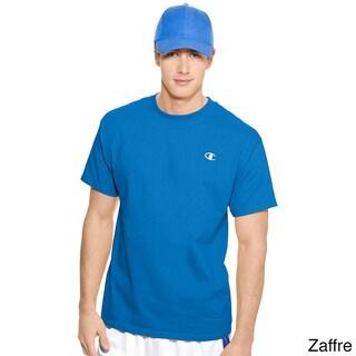 Champion Cotton Jersey Men's T Shirt