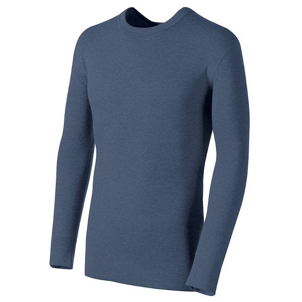 d7518cca Shop Duofold by Champion Originals Men's Mid-weight Wool-blend Thermal Shirt  - Free Shipping On Orders Over $45 - Overstock - 9482838