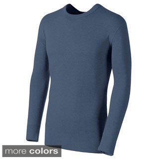 Duofold by Champion Originals Men's Mid-weight Wool-blend Thermal Shirt
