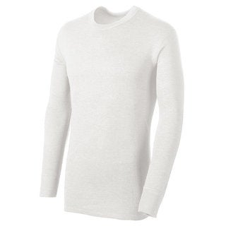 Duofold by Champion Thermals Men's Mid-weight Long Sleeve Base-layer Shirt