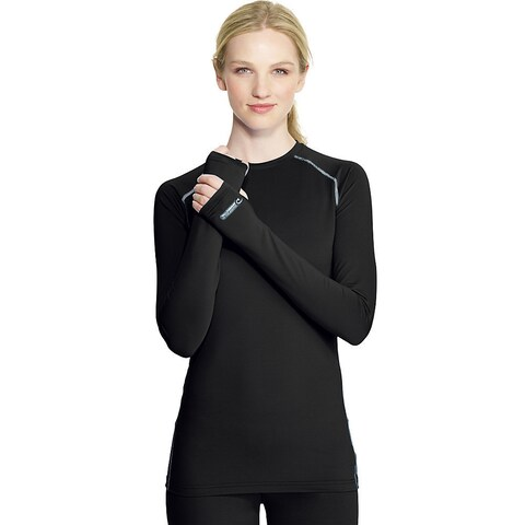 Duofold Women's Long Sleeve Crew Top