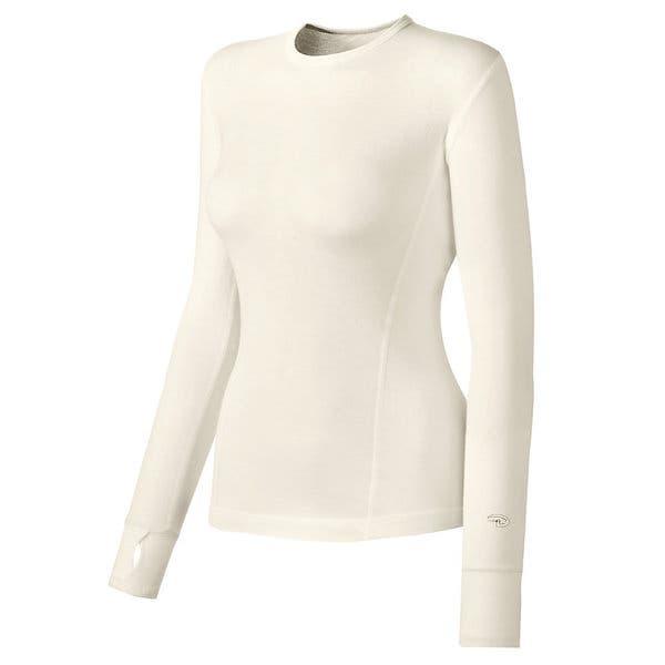 Champion Duofold Varitherm Womens Thermal Long-Sleeve Shirt