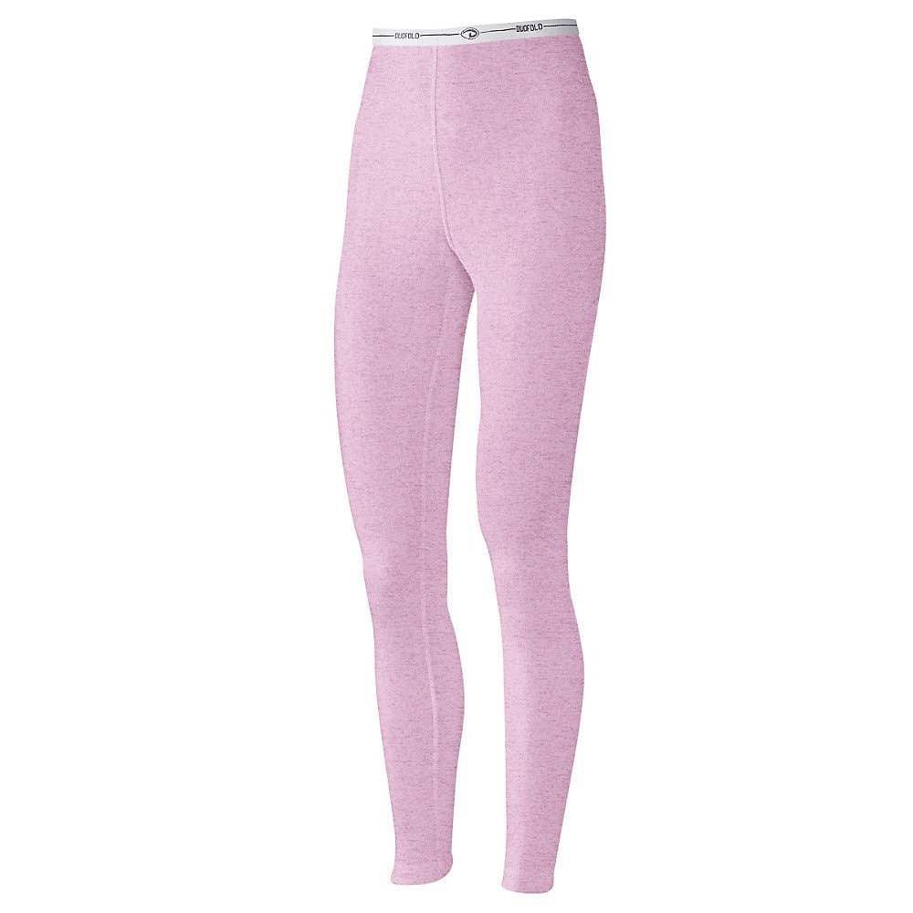 Champion Duofold Thermals Women Base Layer Underwear Mid Weight Long Pant Bottom