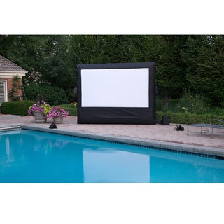 Open Air Cinema 9x5-feet Screen