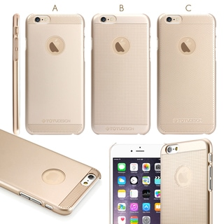Gearonic Ultra Thin Slim Luxury Back PC Case Cover for Apple iPhone 6