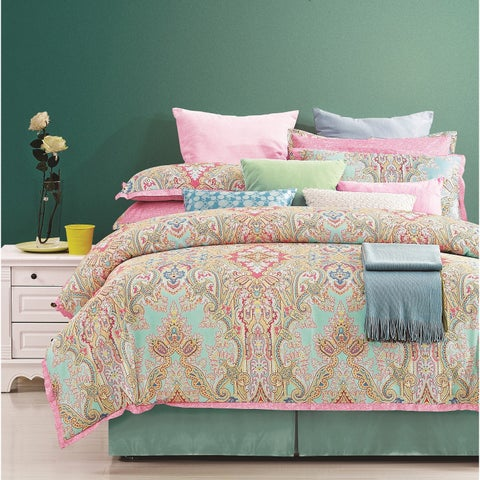 EverRouge Palace 8-piece Cotton Comforter Set