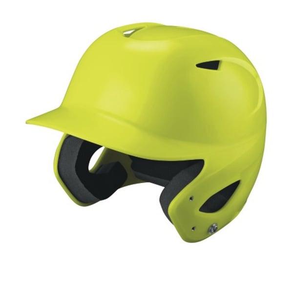Wilson SuperFit Optic Yellow Helmet