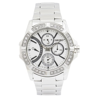 Seiko Women's SRLZ87 Lord Multifunction Austrian Crystal Watch