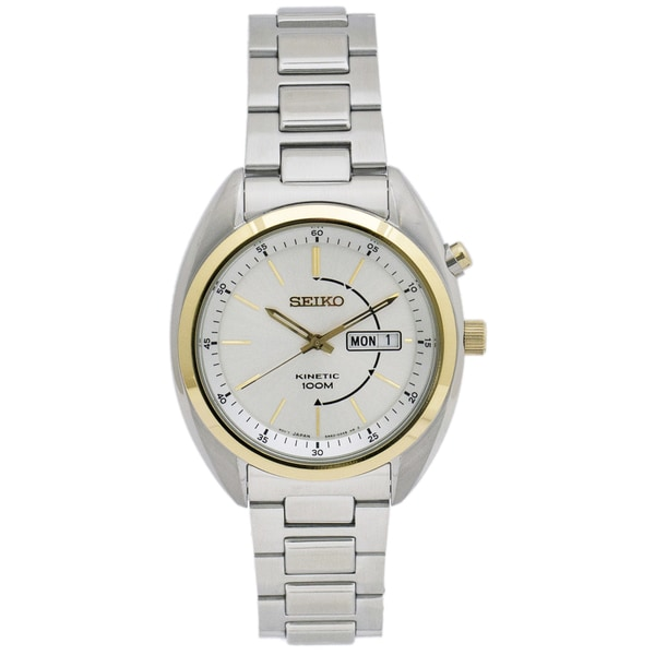 Seiko Men's SMY130 Kinetic Watch