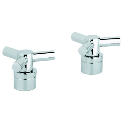 Grohe Atrio Trio Starlight Chrome Handles (Pair)