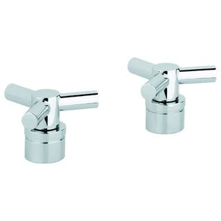 Grohe Atrio Trio Starlight Chrome Handles (Pair) - Silver|https://ak1.ostkcdn.com/images/products/9486871/P16668124.jpg?impolicy=medium