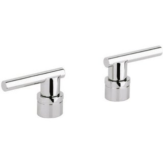 Grohe Starlight Chrome Atrio Lever Handles (Pair)