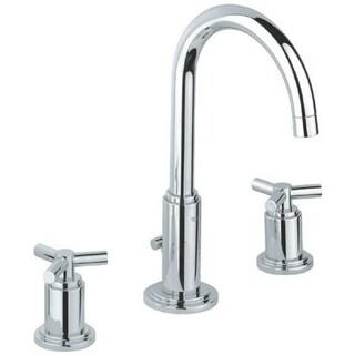 Grohe Starlight Chrome Atrio Wideset High Spout Bathroom Faucet