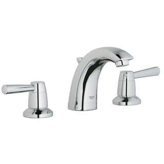 Grohe Arden Arden 2hdl basin 3-hole US Grohe Starlight Chrome