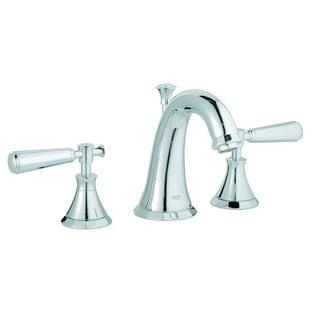 Grohe Starlight Chrome Kensington Kensington Wideset Bathroom Faucet