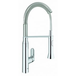 Grohe K7 Single-Handle Sprayer Kitchen Faucet