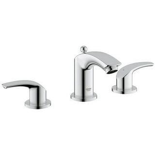 Grohe Starlight Chrome Eurosmart Wideset Bathroom Faucet