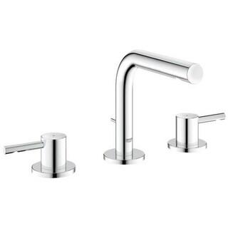 Grohe Starlight Chrome Essence 2-handle 3-hole Bathroom Faucet
